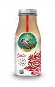 280ml Latte Coffee Glass bottle
