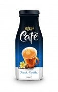 280ml Glass bottle French Vanilla Coffee
