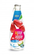 290ml Rose Apple juice with Coco Jelly