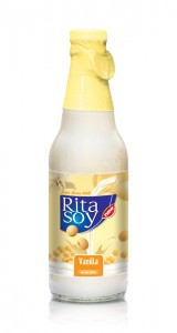 300ml Soya bean milk Vanilla