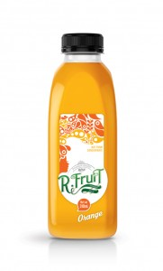 310ml Orange Fruit Juice