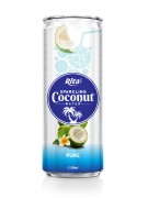 320m Alu Can Pure Sparkling Coconut Water