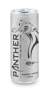 320ml Slim Can The Silver Edition Energy Drink