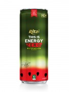 320ml Slim Can Watermelon Flavour Energy Drink