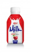 330ml  milk Apple Flavour PP bottle