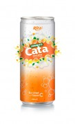 330ml Carbonated Orange Flavor Drink