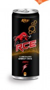 330ml Carbonated energy drink RCE