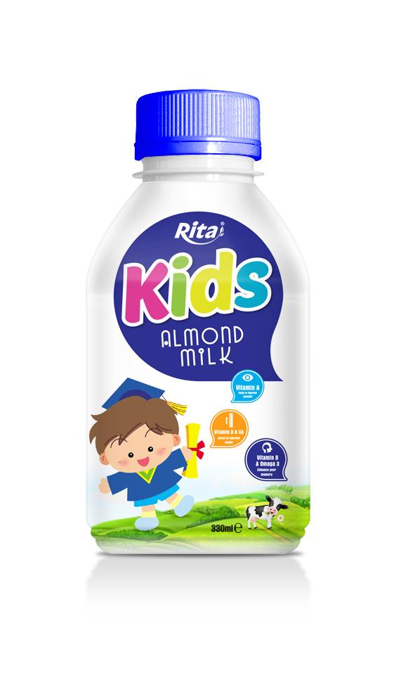 330ml Kids Almond Milk - Private label beverages