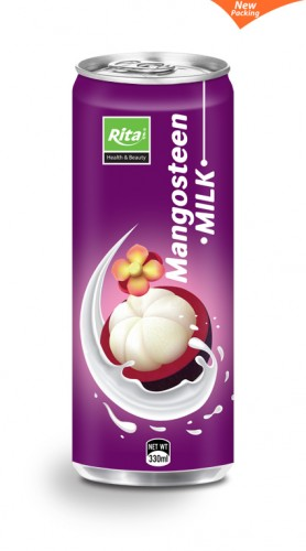 330ml Mangosteen milk