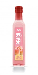 330ml Peach juice lowsugar
