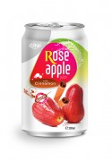 330ml Rose Apple juice with Cinnamon in can
