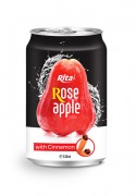 330ml Rose Apple juice with Cinnamon