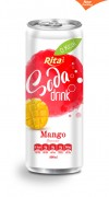 330ml Soda drinkMango Flavour 2