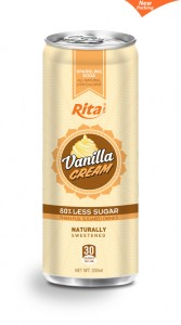 330ml Vanilla cream