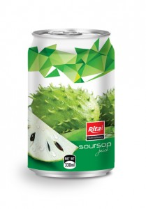 330ml canned Soursop Juice