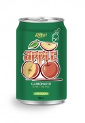 330ml carbonated apple drink low sugar