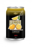 330ml carbonated lemon drink