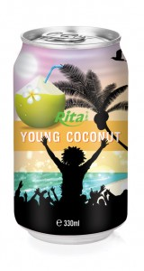330ml 01 young coconut water