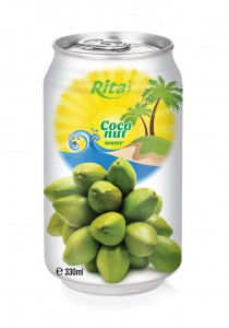 330ml 02coconut water