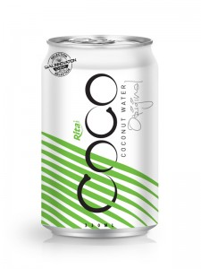 330ml Alu Can Original Coconut Water