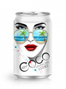 330ml Alu Can Sparkling Coconut Water 2