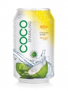 330ml Mango flavor with sparking coconut water