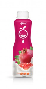 350ml Pomegranate Milk