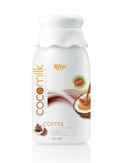 360ml coffee flavor with coconut milk 1
