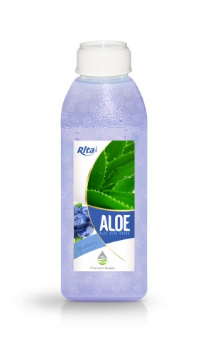 460ml Blueberry Flavor Aloe Vera