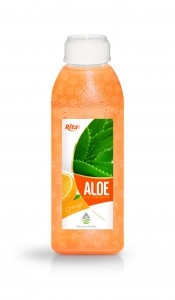 460ml Orange Flavor Aloe Vera