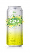500ml Carbonated  Lime Lemon Flavor Drink