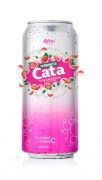 500ml Carbonated  Strawberry Flavor Drink