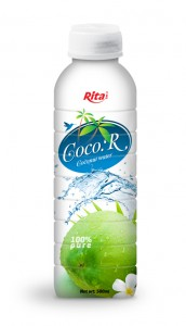500ml PP Coconut water