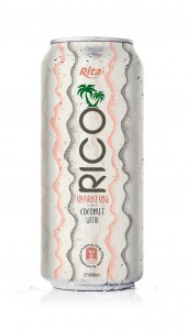 500ml Sparkling Coconut Water