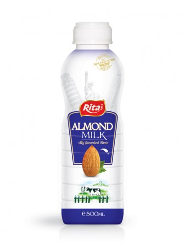 500ml Almond milk My favorited taste