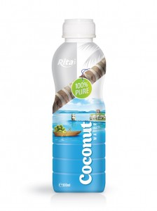 500ml Coconut water 100 pure