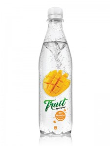 500ml Pet bottle Sparking mango 2 juice