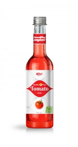 50ml glass bottle  Tomato drink