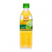 Aloe vera with mango juice 500ml Pet bottle