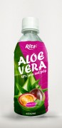 Aloe vera with passion  juice 350ml Pet bottle