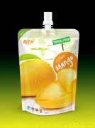 Bag 300ml Mango juice 1