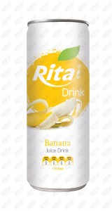 Banana juice drink 250ml