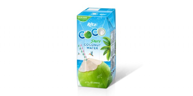Beverage  Supplies Coco water 200ml Prisma Tetra