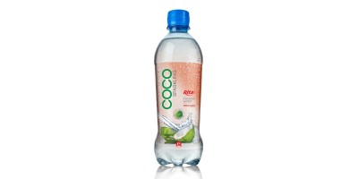 Bottled water Coco Sparkling watermelon  450ml
