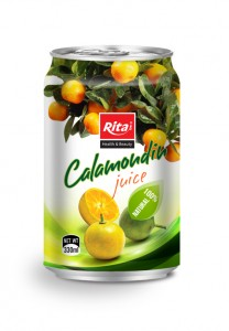Calamondin Juice 330ml 2