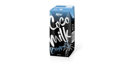 Coco Milk original in prisma  pak 200ml