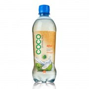 Coco Sparkling 450ml Pet bottle Pineapple