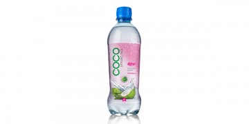 Coco Sparkling strawberry flavour 450ml