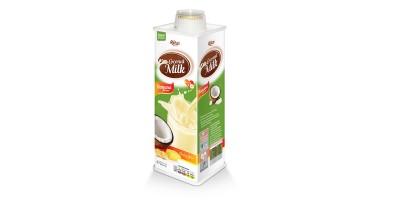 Coconut milk banana 600ml 4