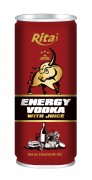 Energy Vodka with juice 250